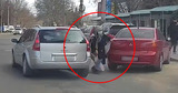 В столице водитель задел женщину на переходе и уехал