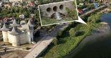 В Сороках возле крепости сбрасывают нечистоты прямо в Днестр