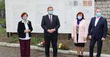 На Католическом кладбище открыли мемориальную доску, посвященную полякам