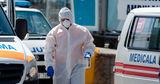 В Молдове зарегистрировали ещё 10 смертей пациентов с коронавирусом