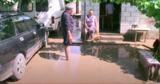 Очевидцы о последствиях ливня в Комрате: Вода поднялась выше метра
