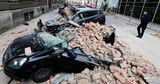 Премьер Хорватии назвал землетрясение в Загребе сильнейшим за 140 лет