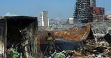 Взрыв в порту Бейрута разрушил около четырех тысяч зданий