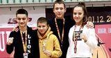С чемпионата по муай-тай гагаузские спортсмены вернулись с медалями