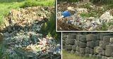 Незаконная свалка на реке Бык возле Бубуечь продолжает расти