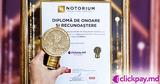 Clickpay.md награжден золотой медалью в категории Fintech Ⓟ