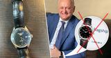 """Пресс-служба Додона показала """"дорогие"""" часы экс-президента"""