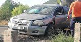 Пьяный водитель из Комрата сбил пешехода: полиция задержала мужчину