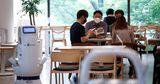 В Южной Корее создали робота-бариста и отдали ему двухэтажное кафе