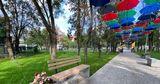 В парке на Буюканах проходит фестиваль зонтов