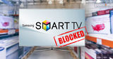 """Samsung ограничила функции телевизоров, которые ввезены """"серыми схемами"""""""