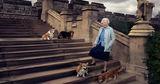 У Елизаветы II появились два щенка корги