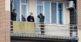 Врач Комаровский поговорил с жителями Новых Санжар о коронавирусе