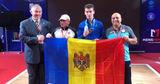 Молдавский спортсмен стал вице-чемпионом Европы по тяжелой атлетике