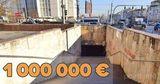 Ремонт подземного перехода в центре Кишинева будет стоить миллион евро
