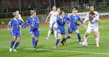 Женская сборная Молдовы по футболу проиграла сборной Испании