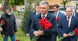 Красносельский почтил память погибших жителей Казани