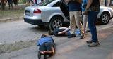 Погоня СБУ в Одессе: члены банды были на авто с молдавскими номерами