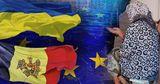 Украина и Молдова оказались самыми бедными странами Европы