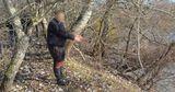 Молдаванин пытался через Прут попасть в Германию