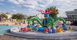 В парке Тирасполя строят «Чудо-град» для детей