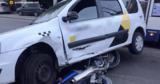 В Кишиневе за 72 часа произошло более 90 ДТП