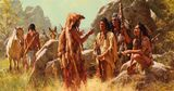 Индейцы не оставили следов влияния на природу до пришествия европейцев