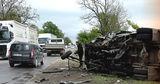 Виновнику аварии в Бельцах грозит тюремное заключение