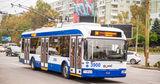 Ботанику и Буюканы соединит новый троллейбусный маршрут