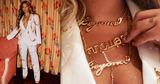 Бейонсе удивила фанатов украшением с надписью на русском языке