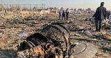 Украина намерена добиться полного расследования авиакатастрофы в Иране