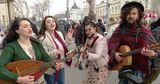 """Парфени выступил в центре Кишинева с песней для """"Евровидения"""""""
