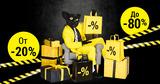 Top Shop: Black Friday - сенсационные скидки от -20% до -80% Ⓟ