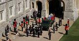Принца Филиппа похоронили в часовне Святого Георгия в Виндзорском замке