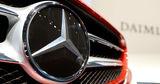 Mercedes-Benz отзывает почти 669 тысяч автомобилей в Китае