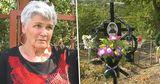 Жительница Пересечино продает землю в огороде под могилы