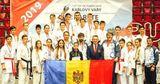 Шесть бельчан стали чемпионами мира по карате