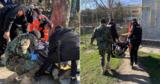 В Бельцах карабинеры оказали помощь потерявшему сознание мужчине