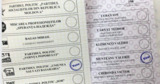 Некоторые граждане опубликовали в интернете избирательные бюллетени