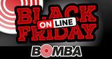 Bomba Black Friday Online - самая масштабная онлайн распродажа Ⓟ