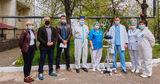 NGM Company предоставила больнице в Сороках аппарат ИВЛ Ⓟ
