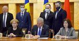 Подписана совместная Декларация парламента РМ и Нацсобрания Беларуси