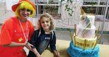 Девочка из Кишинева отпраздновала день рождения с детьми из интерната