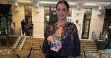 Бузова произвела фурор в платье от молдавского дизайнера