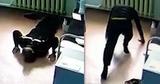 Появилось видео с занимающимся физкультурой Навальным