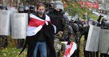 Свыше 400 человек задержаны на акциях протеста в Беларуси в воскресенье
