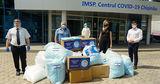 Посольство Израиля и Еврейская Община оказали помощь Центру COVID-19 ®