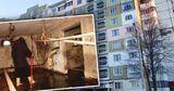 Жители трех кварталов в Бельцах жалуются, что они задыхаются в квартирах