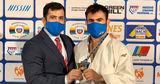 Виктор Стерпу стал чемпионом Европы по дзюдо