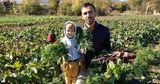 Фермер, создавший маленький Ecoparadis овощей и зелени в Хынчештах ®